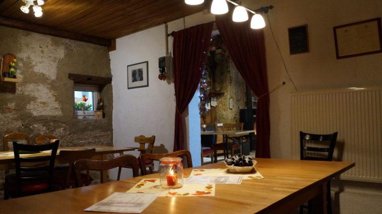 Gaststätten Raum 1