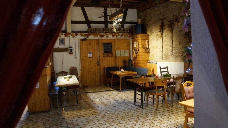 Gaststätten Raum 2